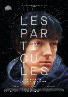 Affiche «Les particules» Blaise Harrison
